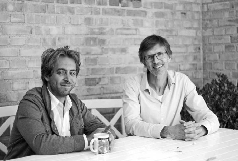 Christian Wuust & Aaron Parks